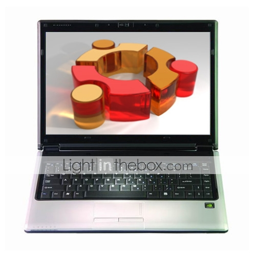 HASEE Laptop HP540 14.1