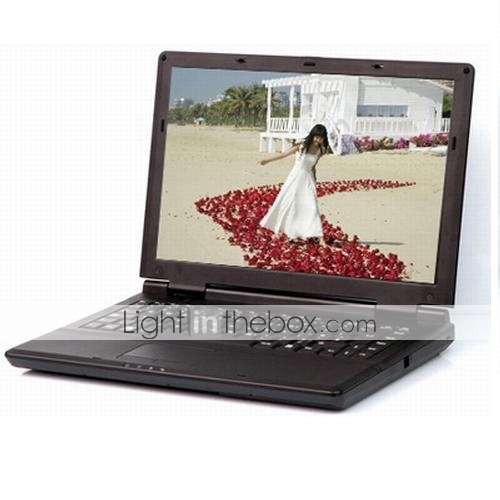 "Hasee 14.1""TFT/ T4200 2.0GHz CPU/2G DDR2 RAM/160G HDD/Wifi Laptop F4000D2 (SMQ2801)"