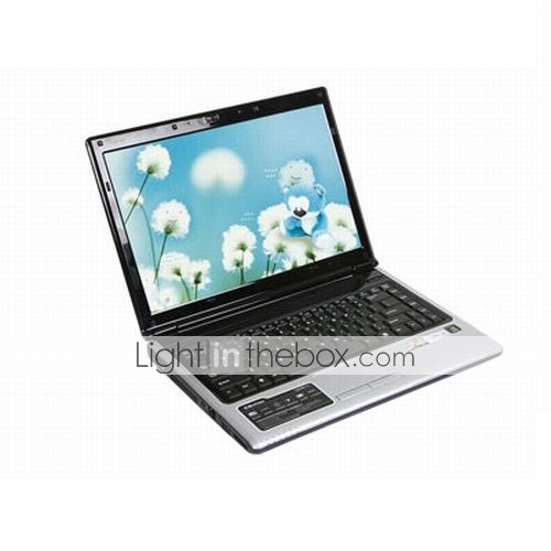 "Hasee 14.1""TFT/ T3000 1.8GHz CPU/1G DDR2 RAM/160G HDD Laptop HP 500D5 (SMQ2800)"
