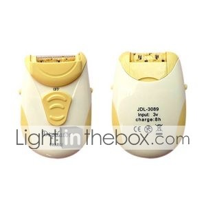 New Arrivals! Epilator Lady Shaver JDL-3089 - Razor Blade Chageable