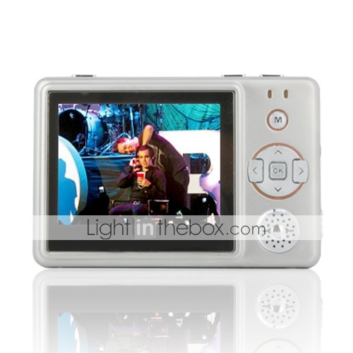 4GB 2.4 Inch Protable Multi-Media MP4/MP3 Player With Digital Camera (SZM864)