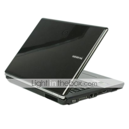"Hasee Laptop-15,4 ""TFT-Intel Core 2 Duo P8400 2.26GHz-2GB DDR2-250g-9600M GS-Webcam-wifi (smq3723)"