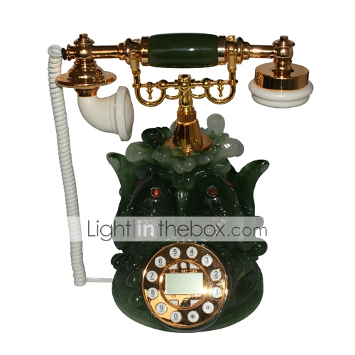 Tlphone trsors d'antiquits - Livraison gratuite (0666-kys-01a)