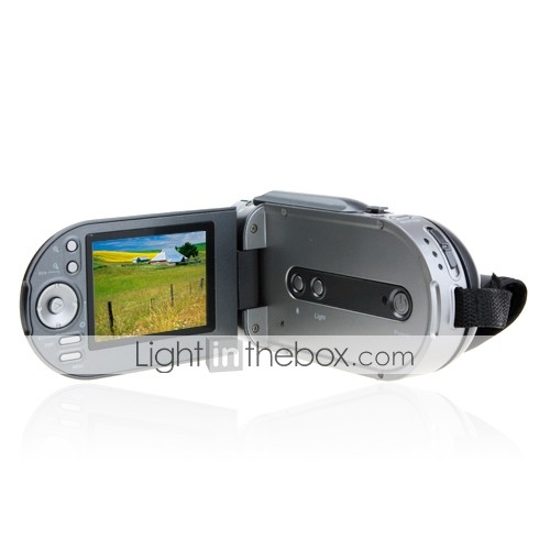 Gift Digital Camcoder SY-552SD with 5.0MP CMOS 8.0MP Enhanced 2.4 Inch TFT LCD Display DV (DCE027)