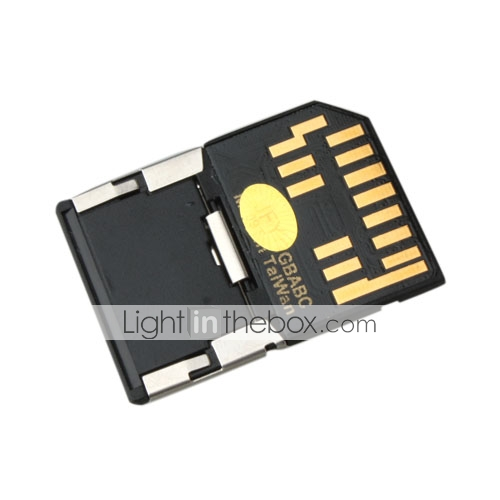 1G MMC Mobile Dual Voltage Memory Card with MMC Adapter (CMC032)