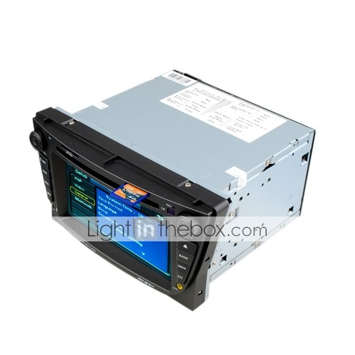 6 Inch Car In-dash DVD Player For 2008-2009 Buick New Cary With Bluetooth - GPS - FM - AM - RDS - TV (SZC2007)