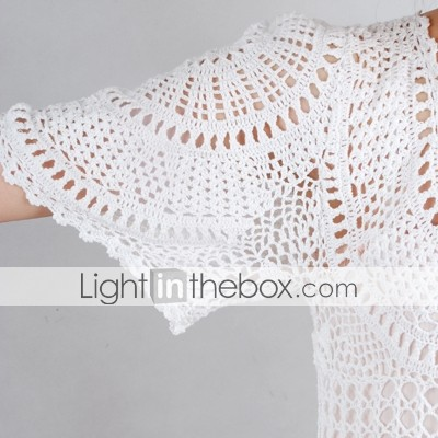An Afghan with Sleeves Crochet Pattern | AllFreeCrochet.com