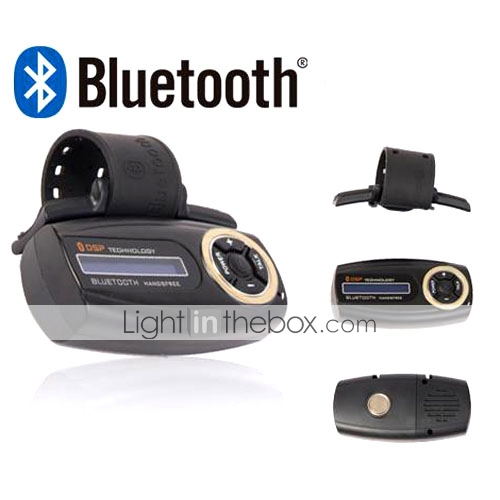 Steering Wheel Bluetooth Hands Free Car Kit VTB-300