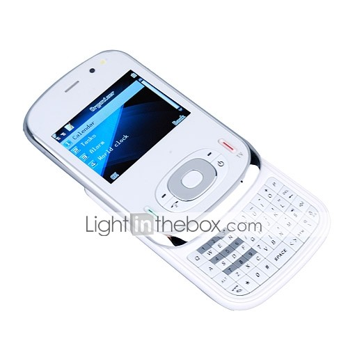 tg803 doppia scheda dual fotocamera quad band tv bluetooth tastiera qwerty java touch screen del telefono cellulare (2GB TF card) (sz08560025)