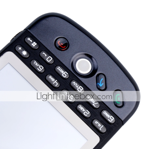 P900 doppia scheda tv trackball touch screen del telefono cellulare (2GB TF card) (sz08560057)