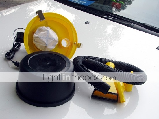 Powerful Portable Wet Dry Car Vacuum Cleaner