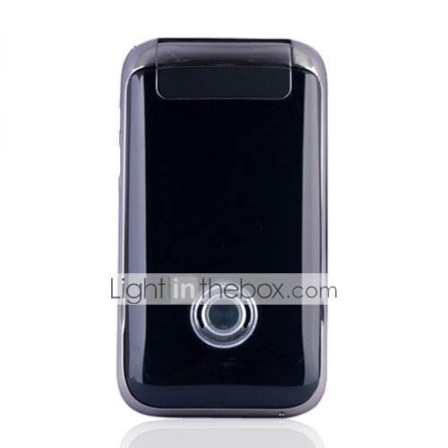V608 Dual Card Quad Band TV JAVA WIFI Touch Screen Cell Phone Black (2GB TF Card)
