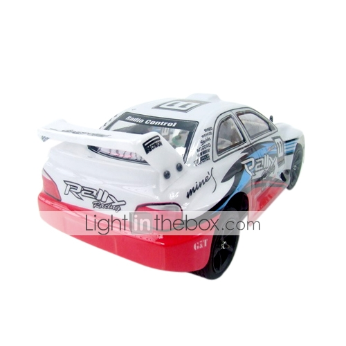 01:16 rc gp 05 nitro motor 4wd rtr mini rally auto (yx01147)