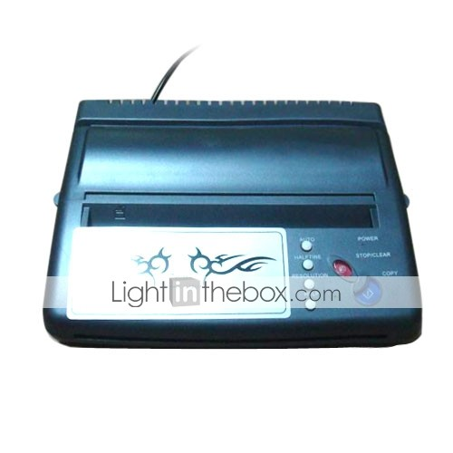 Tattoo Stencil Maker Transfer Copier Thermal Machine(DT-A209) - US$ 310.99
