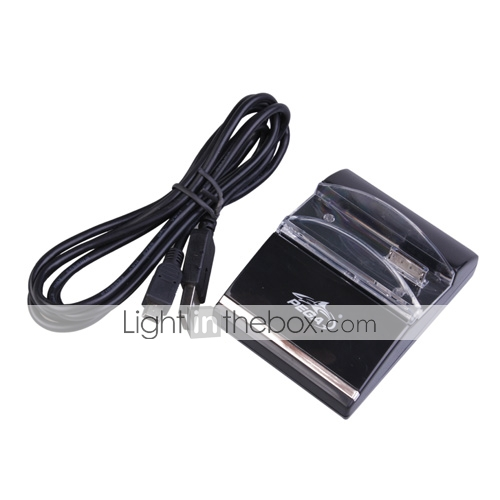 USB Ladestation fr PSP Go (schwarz)
