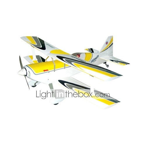 Ultimate 40S Yellow Airplane  Kit (0893-TWA009S-YEL)