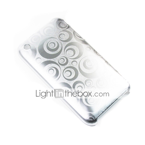 Protective Cover for iPhone 3G/3GS - Pearl (8 Colors Per Pack Randomly)