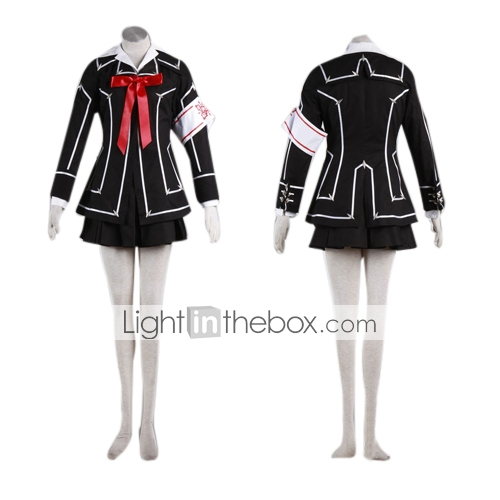 uniforme escolar japons Vampire Knight da de clase chica cosplay costume (vkyf003)