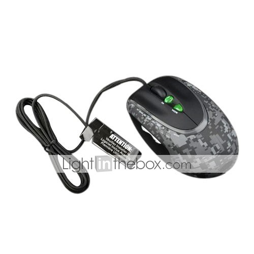 Madcatz Modern Warfare 2 Sniper Mouse - Optical - Gaming Mouse (SMQ5495)