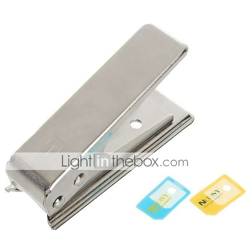 iphone 4 sim card cutter. g). Micro