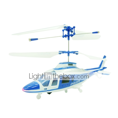 3ch rc helicopter met licht radiografische afstandsbediening helikopters binnen speelgoed (yx02675bu)