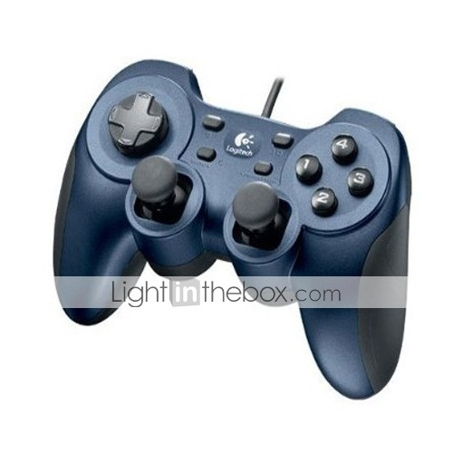 Logitech Rumblepad 2 Vibration Feedback Gamepad - 8 Button (SMQ5459)