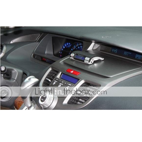 dynamisch design car bluetooth - handsfree car kit - noise-het elimineren van fm8103