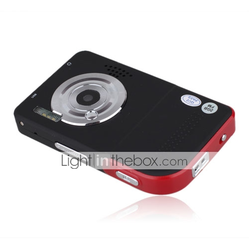 Mp3/mp4/video/camera/game/fm 4gb reproductor multimedia portátil (hy106)