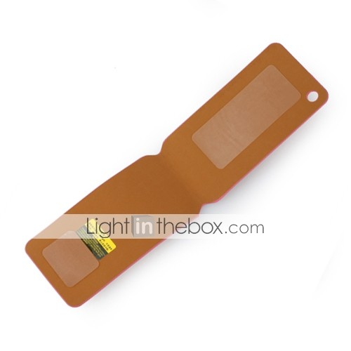 Leather Case for iPhone 4/4GS - Pure color Style (3 colour Per Pack)(CZAH157)