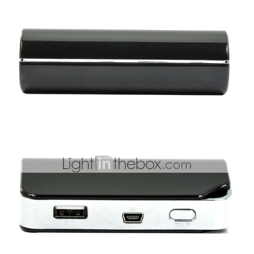 Portable Battery Charger for Mobile Electronics(5V 2200mah)