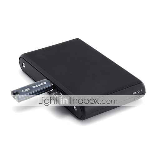 HDD Media Player (with 250GB HDD Built-In) (HV10)