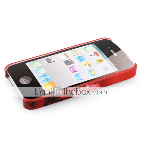 Protective Cover for iPhone 4G/4GS - Sweetheart Style(3 colour Per Pack)