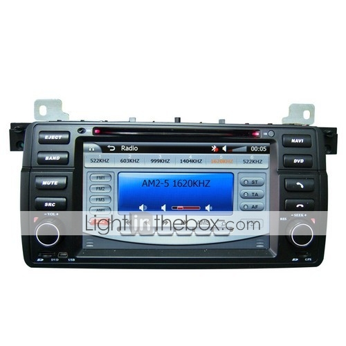 DVD frs Auto 7 Zoll / GPS / Bluetooth / TV / RDS / BMW