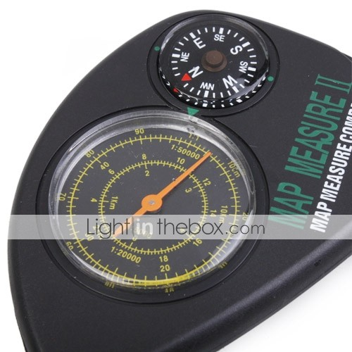 Professional Map Measure Compass