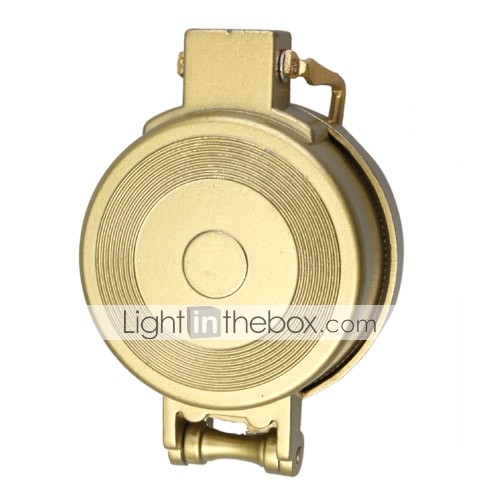 Marching Lensatic Compass(Gold)