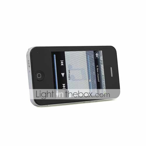 h706 bande double carte quad 3,0 pouces  cran tactile tlphone portable noir (sz04581562)