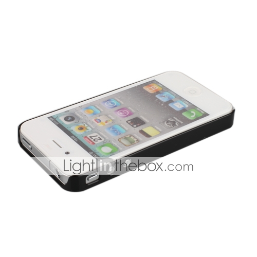 Protective Cover for iPhone 4 (4 Colors Per Pack) -