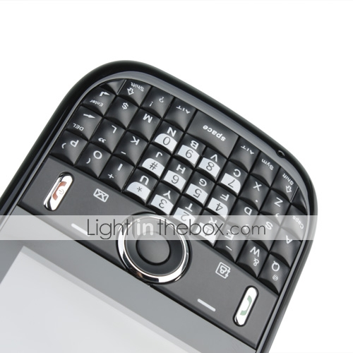 F110 azerty tv java double carte quad bande mobile noir