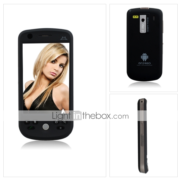 Twilight - Android 2.2 Dual SIM Smartphone with 3.2 Inch Touchscreen (WIFI, Dual Camera)