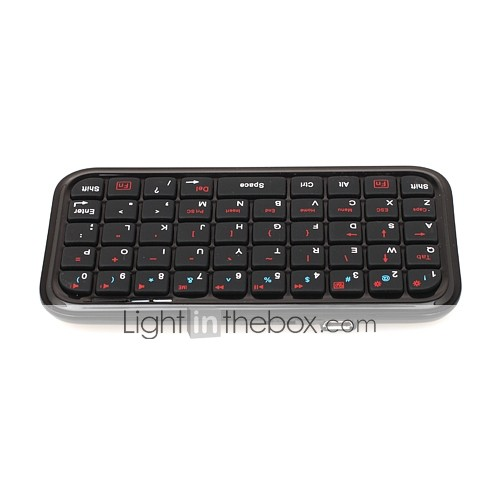 Mini clavier Bluetooth pour iPad / iPhone 4.0 os/ps3/android/windows mobile / Symbian S60 OS / pc 1 #