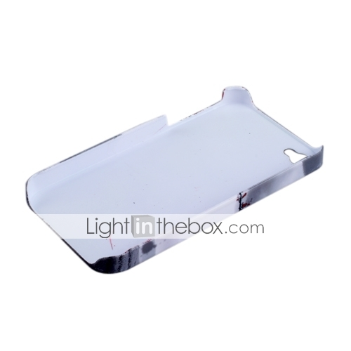 Protective Backside Case Cover for iPhone4(4 Colors Per Pack)