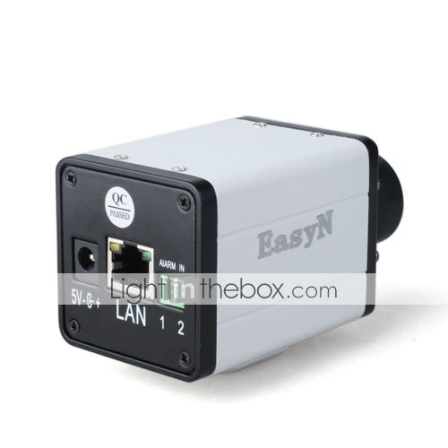 EASY N - MINI F1 Series IP camera(White)