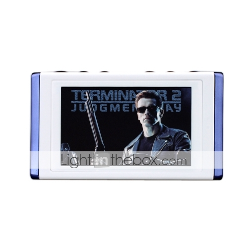 2gb 2,8 pollici TFT-LCD mp3/mp4/video/camera/dv/game/ebook/fm lettore multimediale portatile (hy109)