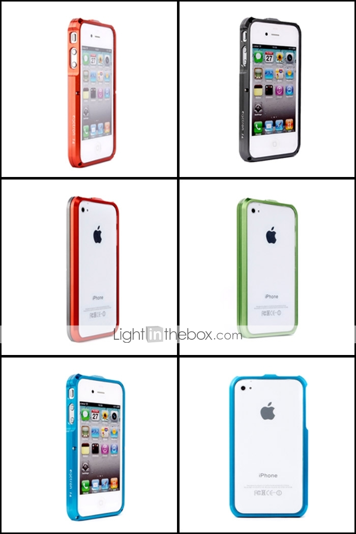 charpente métallique de protection pour iPhone 4