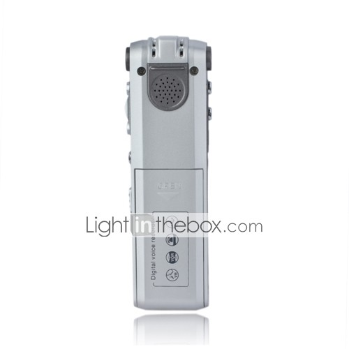 Mini Pinhole Camera with Mp3 Player + Voice Activatied + Telephone Recorder (2GB)