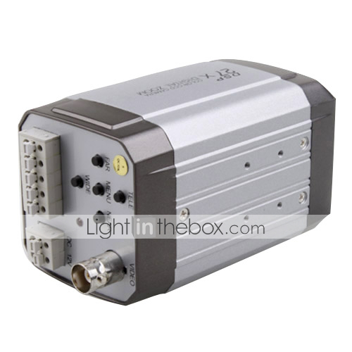 480TVL 27X IR-CUT Optical Zoom Camera With 1/4
