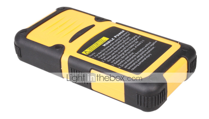 New Larger Capacity Safety and Reliable Smart Portable Power Supply for Mobile Phone, Mp3, Mp4