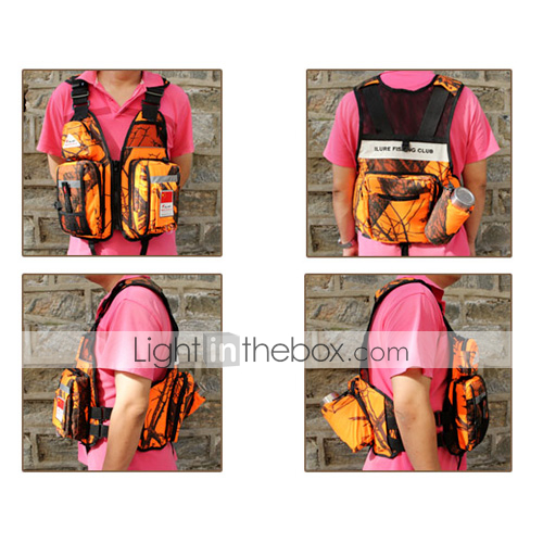 Waterproof Life jacket
