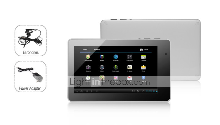 maravilha - android 4,0 comprimido com 7 polegadas touchscreen capacitivo (4gb, 1.2GHz, 1080p, sada HDMI, capacidade 3G)
