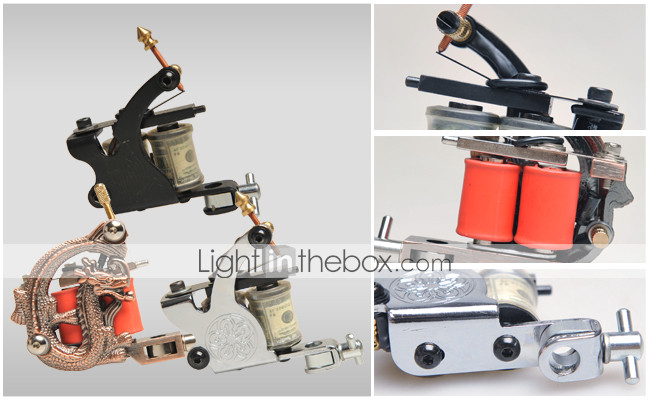 New Design professional tattoo machine kits